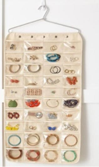 Storing Your Jewelry